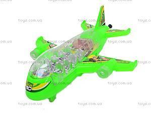 Заводной самолет «Ben 10», D-68