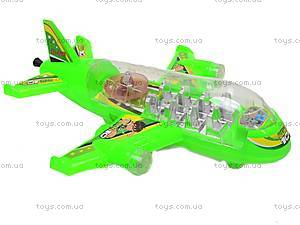 Заводной самолет «Ben 10», D-68, фото