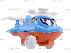 Заводной самолет-погремушка, 876-1, магазин игрушек