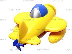 Заводной самолёт игрушечный, 025R, игрушки