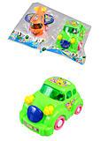 Заводной транспорт 3 вида, 052-4, купить