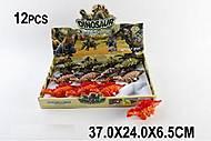Заводные динозавры в коробке, несколько видов, SL3388, Украина
