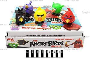 Заводные птички - игрушки Angry Birds, DK-20