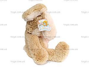 Заяц детский  мягкий «Франя», К029ЕА, купить