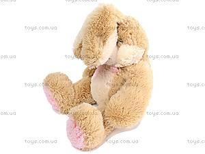 Заяц детский  мягкий «Франя», К029ЕА, фото