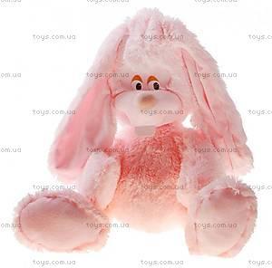Плюшевый заяц «Лаврик», ЗЛК3Р