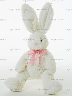 Заяц мягкий детский «Эмиль», К213С