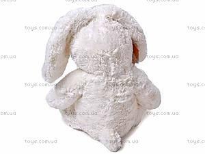 Заяц мягкий «Эмиль», К213А, фото