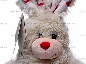 Заяц мягкий «Вова», К212В, купить