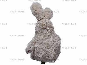 Заяц мягкий «Вова», К212В, фото
