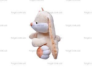 Зайчик игрушечный «Тося», К292Т, фото
