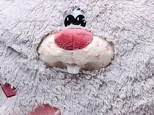 Зайчик-круглик «Влюблённый», К321В, отзывы