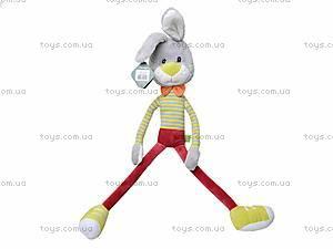 Мягкая игрушка «Зайчик Денди», К424В, фото