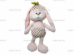 Мягкая игрушка «Зайчик Фрутти», К417В, фото