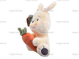 Игрушка для детей «Зайчик Ласунчик», К354С, купить