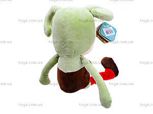 Детская мягкая игрушка «Зайчик Люк», К346Т, купить