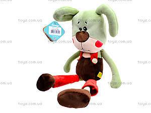 Детская мягкая игрушка «Зайчик Люк», К346Т, фото