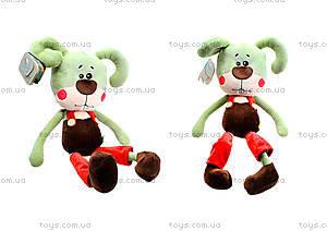 Детская мягкая игрушка «Зайчик Люк», К346Т