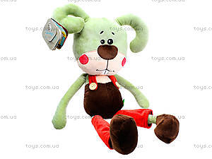 Детская мягкая игрушка «Зайчик Люк», К346Т, игрушки