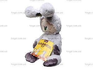 Мягкая игрушка «Зайчик-почемучка», К351СВ, купить
