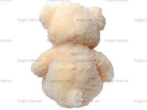 Музыкальный плюшевый медведь «Малыш», 642860, игрушки