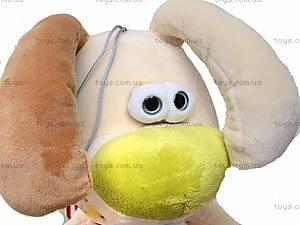 Плюшевая игрушка «Зайчик Скик», К421А, купить