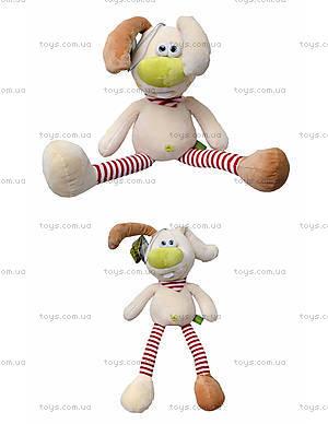 Плюшевая игрушка «Зайчик Скик», К421А