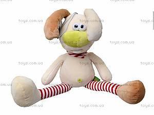 Плюшевая игрушка «Зайчик Скик», К421А, отзывы