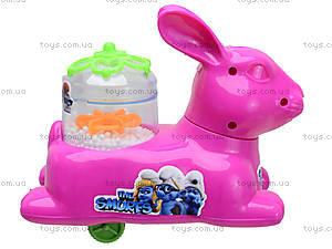 Зайчик заводной игрушечный, 5059-2, цена