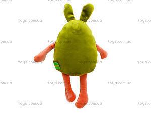 Мягкая игрушка «Зайка Чудасик», К360А, отзывы