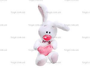 Детская игрушка «Зайка Хеппи», К369АМ, купить