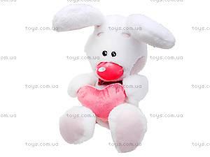 Детская игрушка «Зайка Хеппи», К369АМ, фото