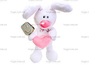Детская игрушка «Зайка Хеппи», К369АМ, цена