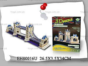 ЗD-Пазл «Тауэрский мост», EH80016U