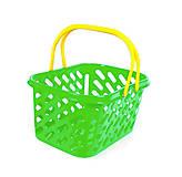 Зеленая корзина для покупок, KW-04-434