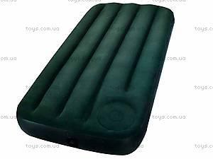 Зеленая надувная кровать, 66950