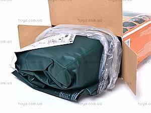 Зеленая надувная кровать, 66950, фото