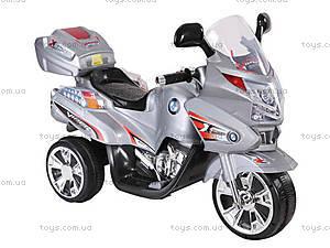 Зеленый электромотоцикл для детей, M-005