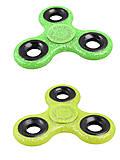 Зеленый Spinner с блестками, BSPPL_GR, іграшки