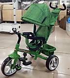 Зеленый трехколесный велосипед TILLY Zoo-Trike, T-342* GREEN
