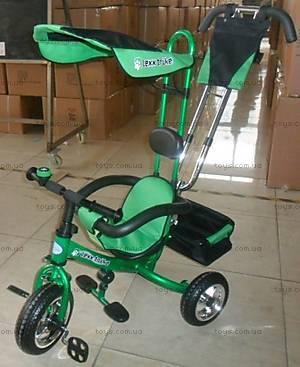 Зеленый трехколесный велосипед , LT-2012 GREEN