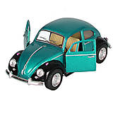 Зеленый Volkswagen Classical Beetle (Black Fender), KT50 WE, отзывы