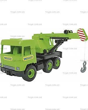 Зеленый Wader Кран, 39483
