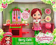 Игровой набор Шарлотты Землянички «Земляничное кафе», 12241, цена
