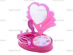 Детский туалетный столик с косметикой, 8288-A, купить
