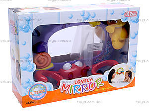Зеркало для ванной, с аксессуарами, 236, цена