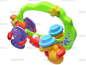Зеркало для ванной, с аксессуарами, 236, игрушки