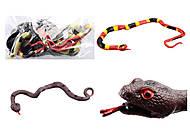 Детская игрушка змея-тянучка, A003D, отзывы