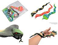 Игрушка-тянучка «Змея», A117DB, фото