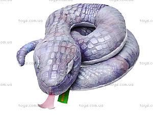 Большая игрушечная змея «Лиза», К312А, купить